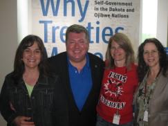 Annamarie Hill, Mark Bray, Maia Caldwell, Nanette Missaghi