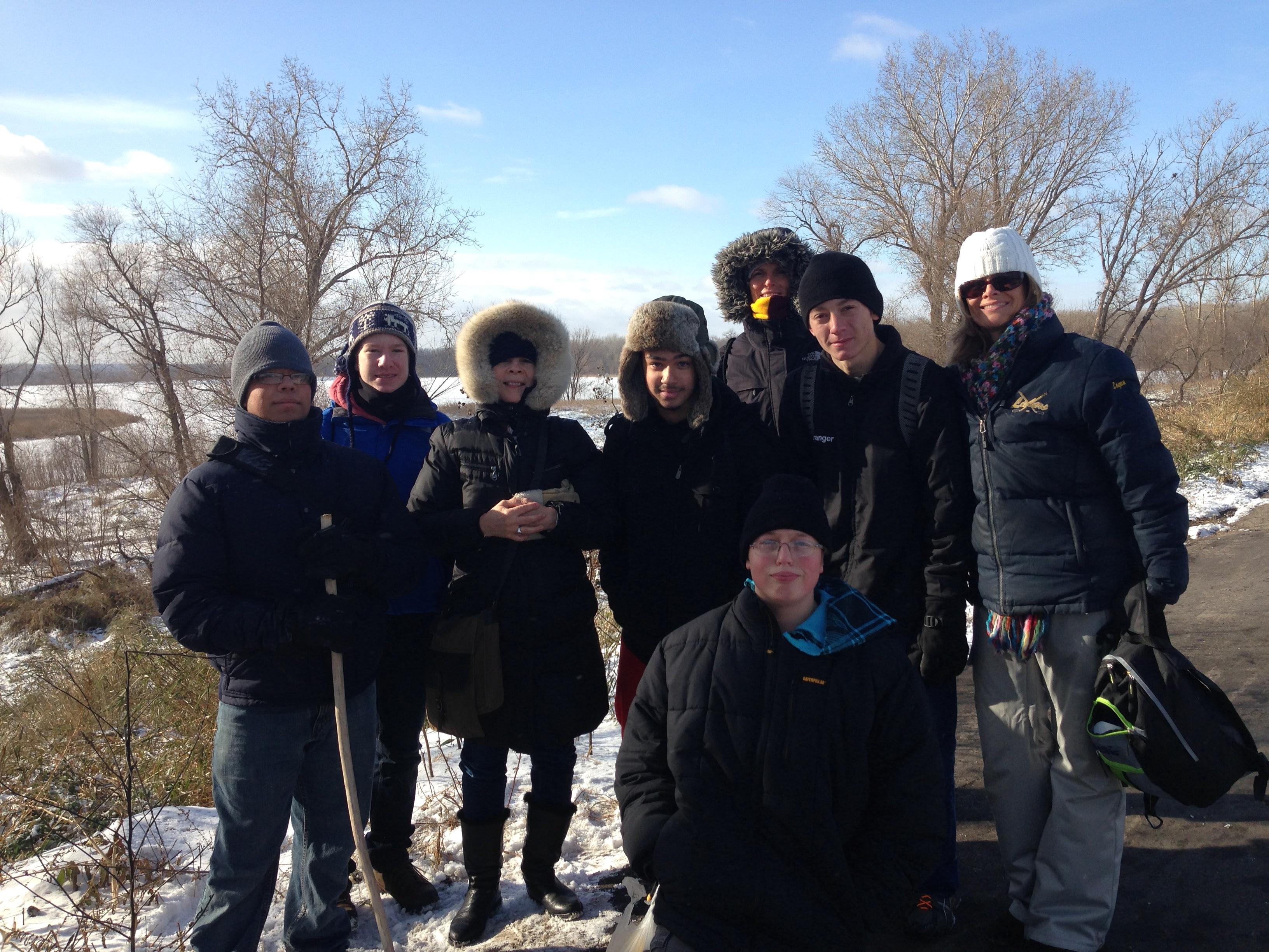 Eden Prairie participants